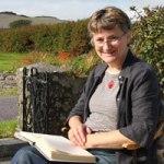 An tOllamh Patricia Coughlan (Stiúrthóir Scoil Samhraidh 2014 Chumann Merriman)